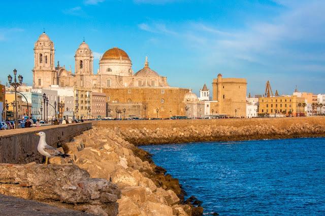 Cádiz, a porta de entrada para a Andaluzia, na Espanha