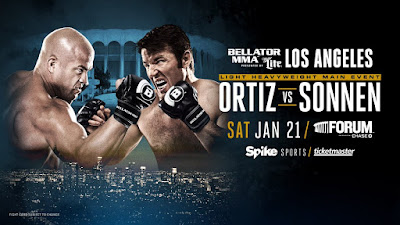 MMA : Chael Sonnen vs. Tito Ortiz