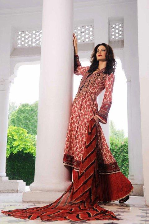 cdae0e5137 Ramzan Eid Dress collection 2012-Ramadan Collection