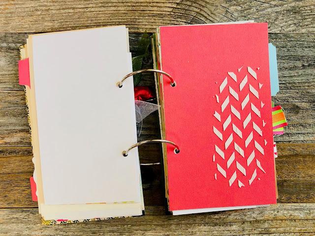 #junk journaling #art journal #books #rescued books #book journals #recycled books #Reader's Digest #journaling #junk journal