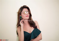 Gehana Vasisth Beats the summer heat in lovely Black  ~ .xyz Exclusive Pics 036.jpg