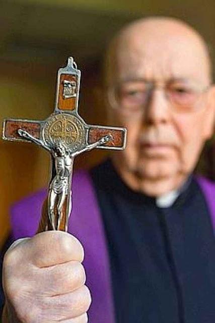 Pe. Gabriele Amorth R.I.P., foi exorcista de Roma