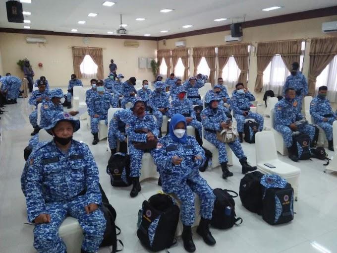 Pelatihan Bela Negara Kemenhan,  Kesbangpol Utus Lima Perwakilan