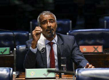 Romário é internado para cirurgia de emergência no Rio de Janeiro