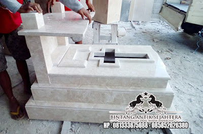 Makam Kristen Minimalis