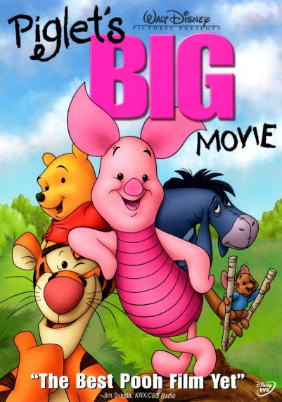Piglet's Big Movie [Latino]
