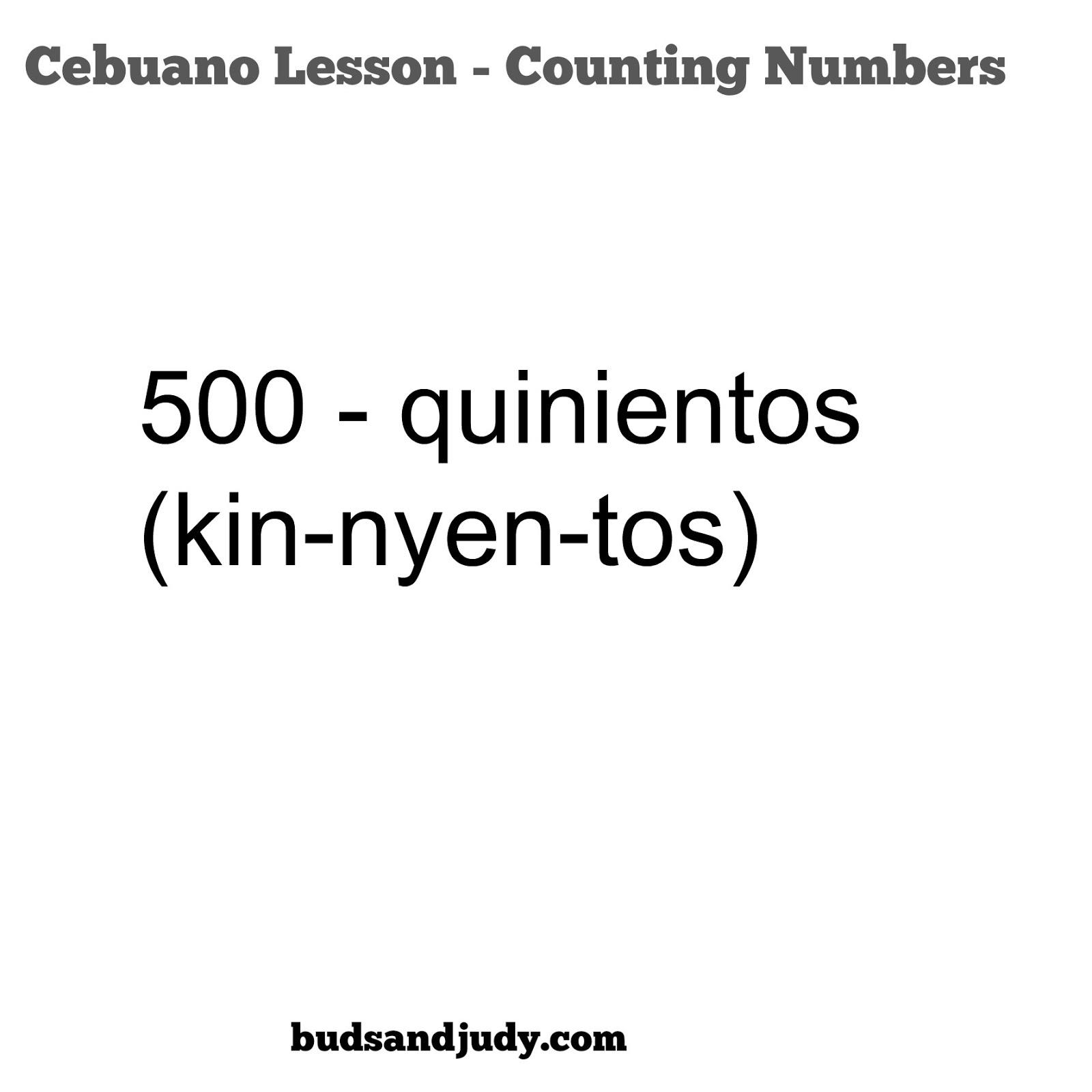 Cebuano101 2016