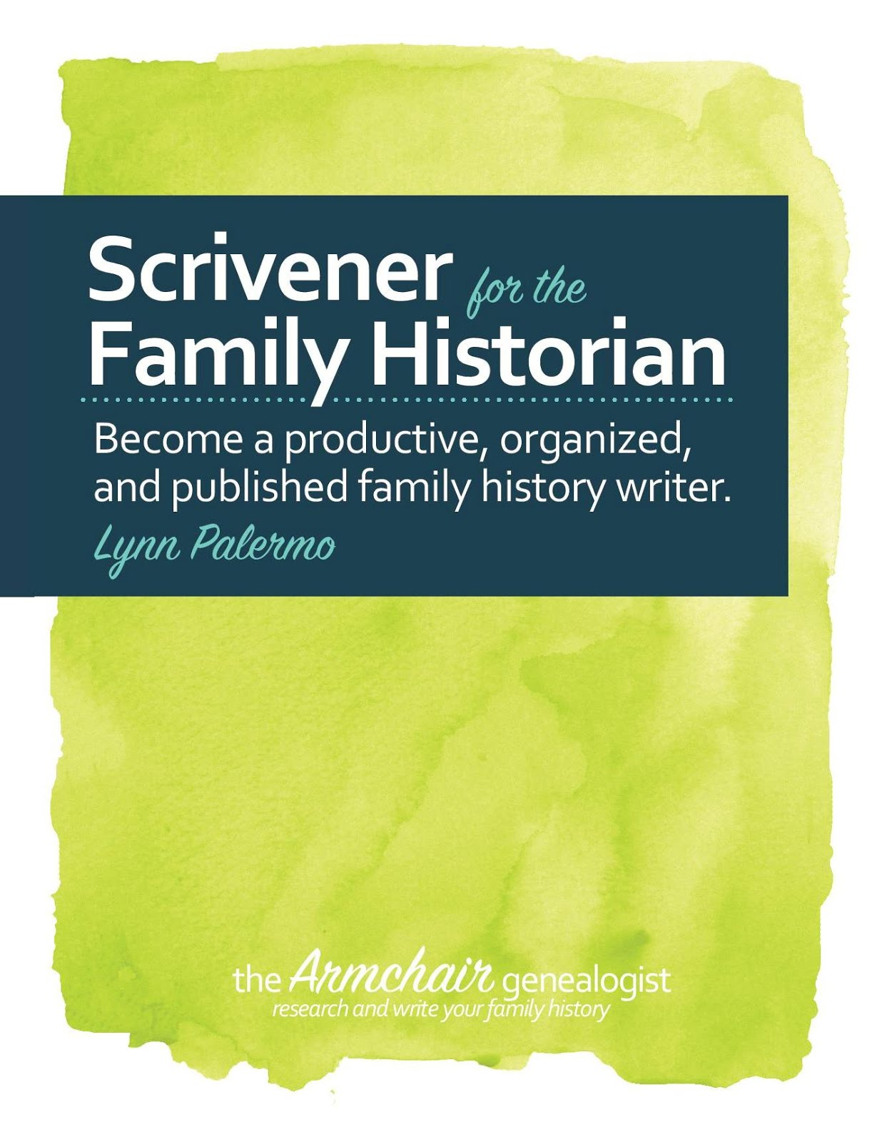One More Reason You Should Be Writing With Scrivener