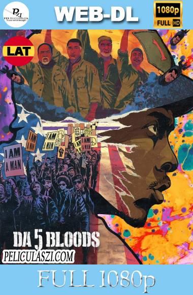 5 Sangres (2020) Full HD NF WEB-DL 1080p Dual-Latino