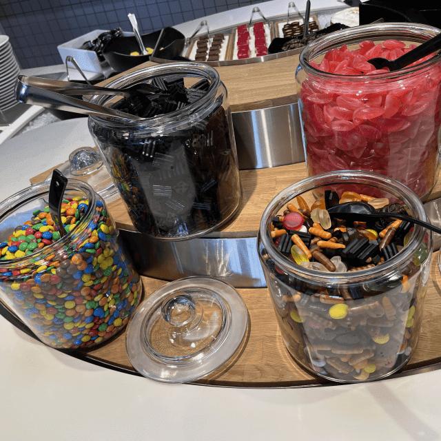 Silja Line lasten buffet