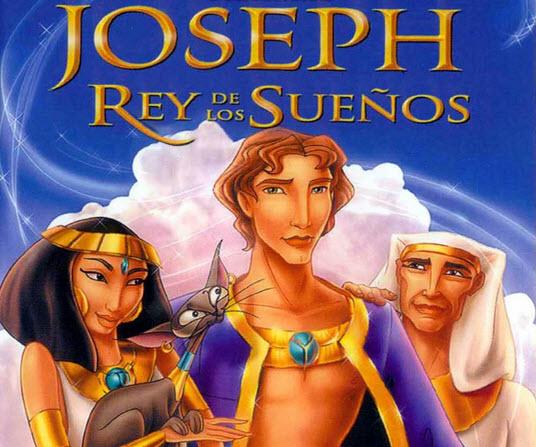 Película Infantil: José, Rey De Los Sueños