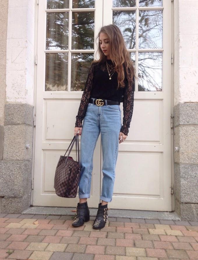 LOOBOOK |  Deux outfits que j'aime énormément en ce moment