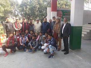 महात्मा गाँधी स्पोर्ट्स क्लब गर्मियों की छुट्टियों मे करेगा प्रशिक्षण शिविर का आयोजन