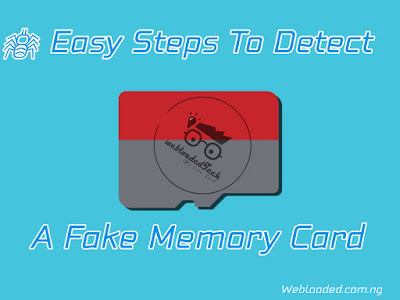 Fake Sandisk:How To Know Original Memory Card [3 Easy Steps]