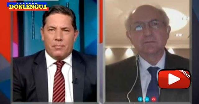 GRANDE   Antonio Ledezma también rechazó el llamado a votar por el G4