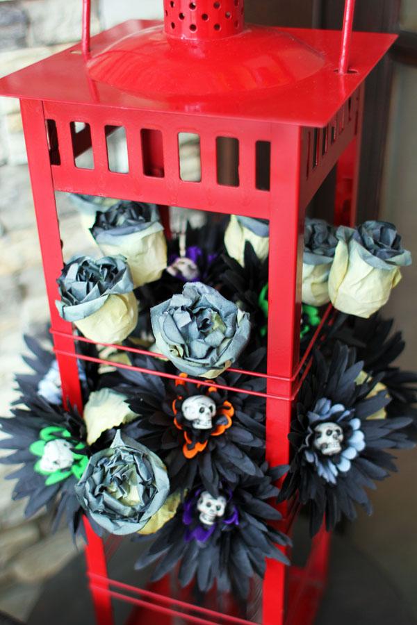 Dia de los Muertos flowers