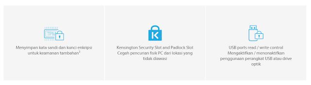 keamanan asus expertcenter d300ta