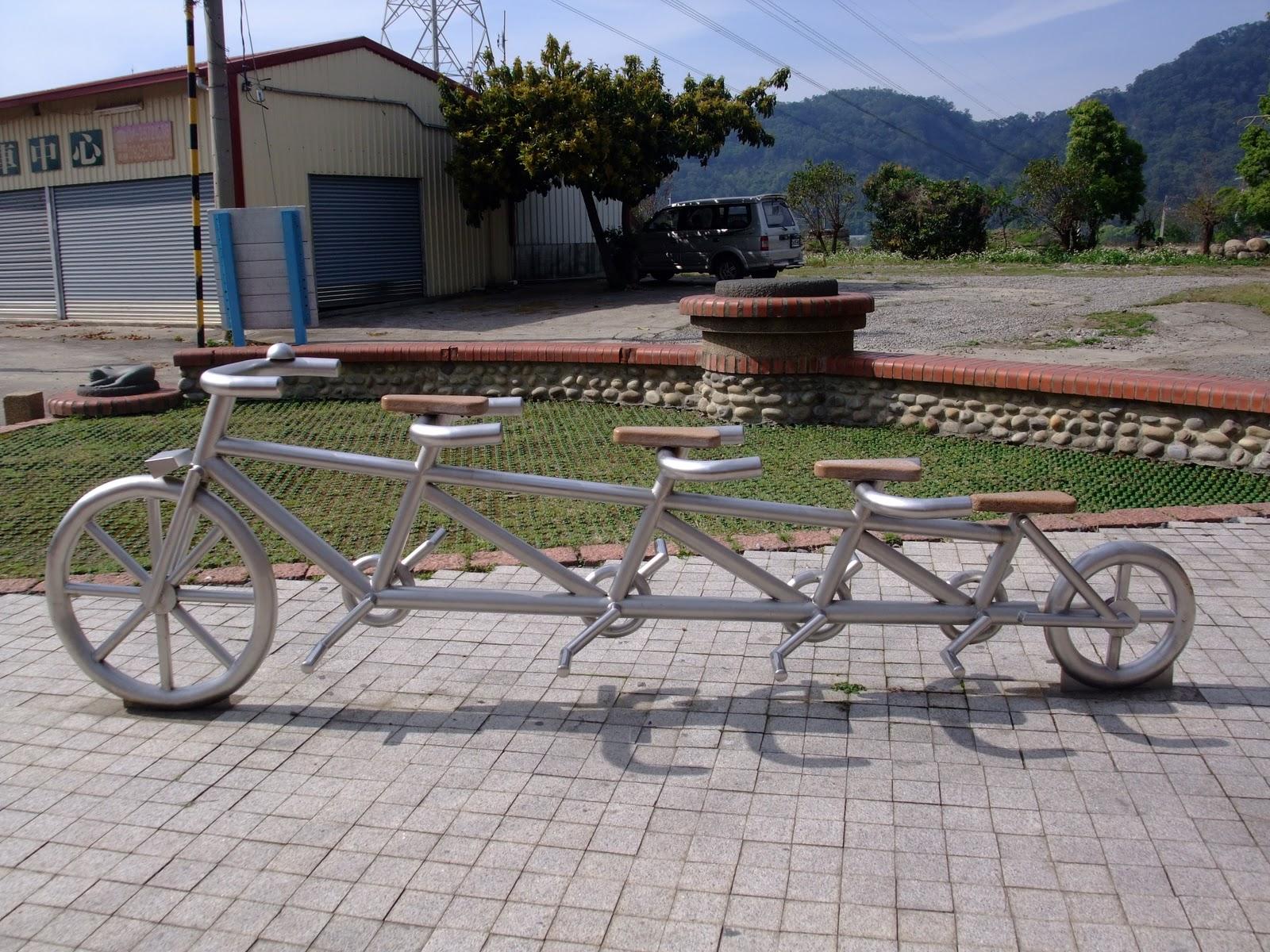 春暖花開: 后豐鐵馬道 Houli & Fengyuan Bicycle path