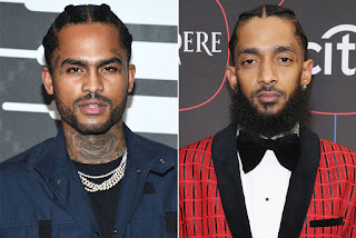 Dave East Pays Tribute To Fallen Nipsey Hussle On The Marathon Continue