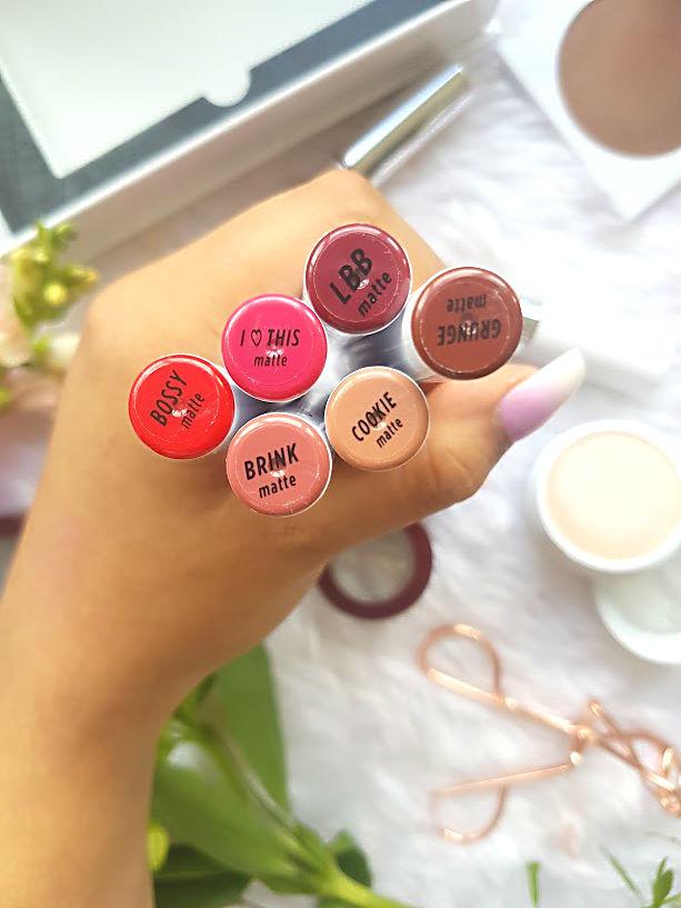 colourpop lippie stick value set