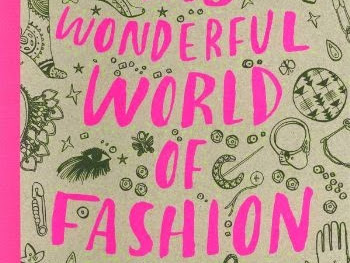 REVIEW - My Wonderful World of Fashion by Nina Chakrabarti