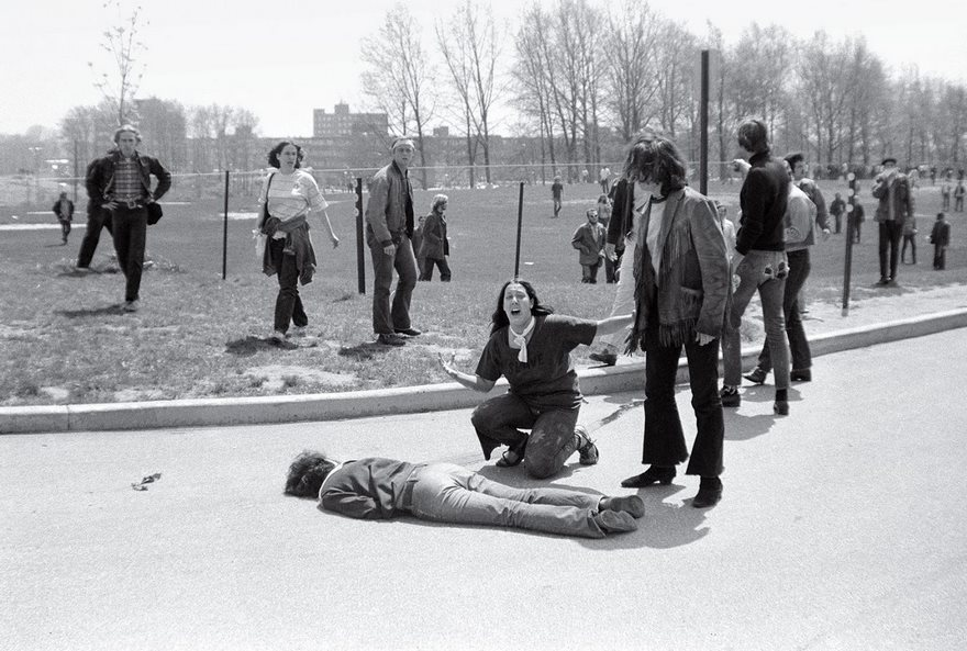 #80 Kent State Shootings, John Paul Filo, 1970 - Top 100 Of The Most Influential Photos Of All Time