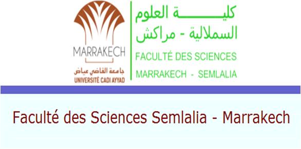 كلية العلوم مراكش مبارة ولولوج مسالك الإجازة المهنية 2020/2019