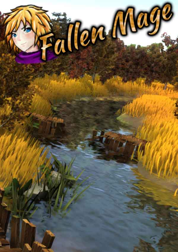 Fallen Mage Download Cover Free Game