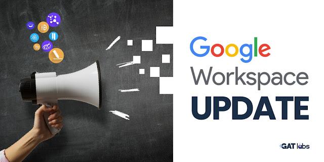 Beberapa Tips dan Trik Google Workspace