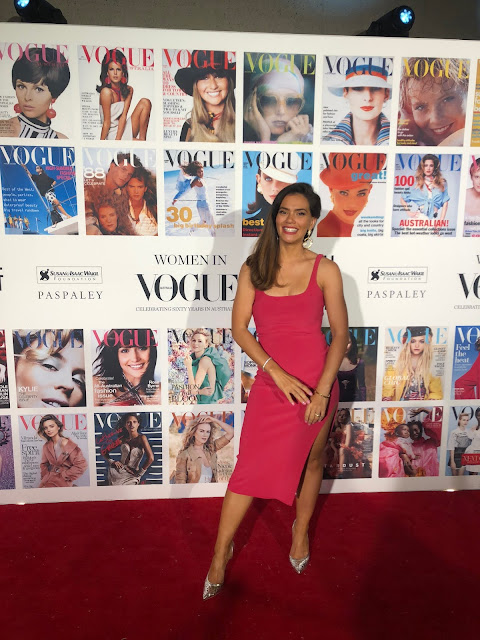 Women in Vogue: Celebrating 60 years in Australia, what I wore and more...