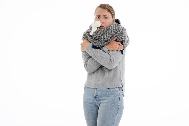 Perbedaan Pilek dan Alergi Dingin