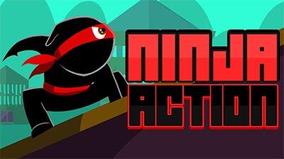 Ninja Action   Ninja Action Free online Game   Play Ninja Action online for Free