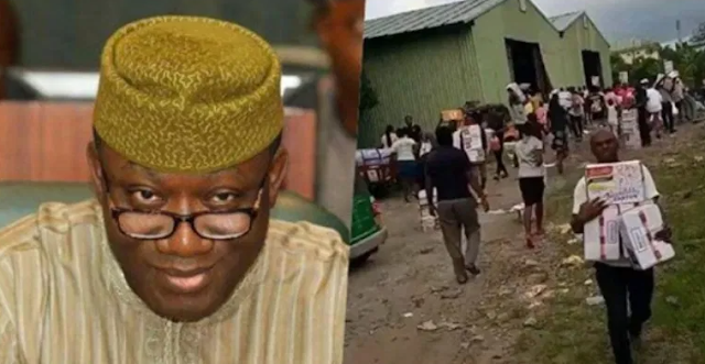Looted Palliatives in Ekiti Are Poisonous – Govt Warns