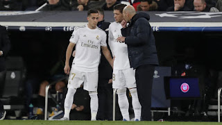 Two Real Madrid players return from injury to provide more options for Zidane