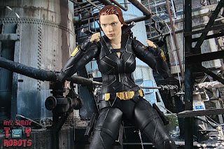 SH Figuarts Black Widow (Solo Movie) 11