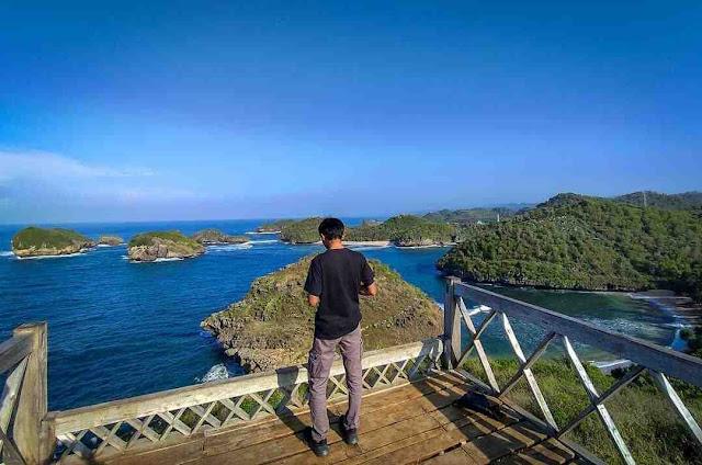 Pantai Kasap Pacitan: Lokasi, Rute, dan Harga Tiket