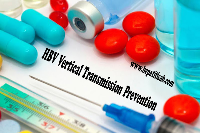 What is HBV Vertical Transmission Prevention