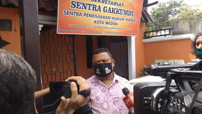 Timses Akhyar Laporkan Dugaan Penggelembungan Suara ke Bawaslu Medan