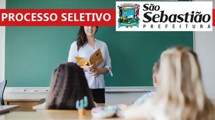 Concurso Prefeitura de São Sebastião 2017