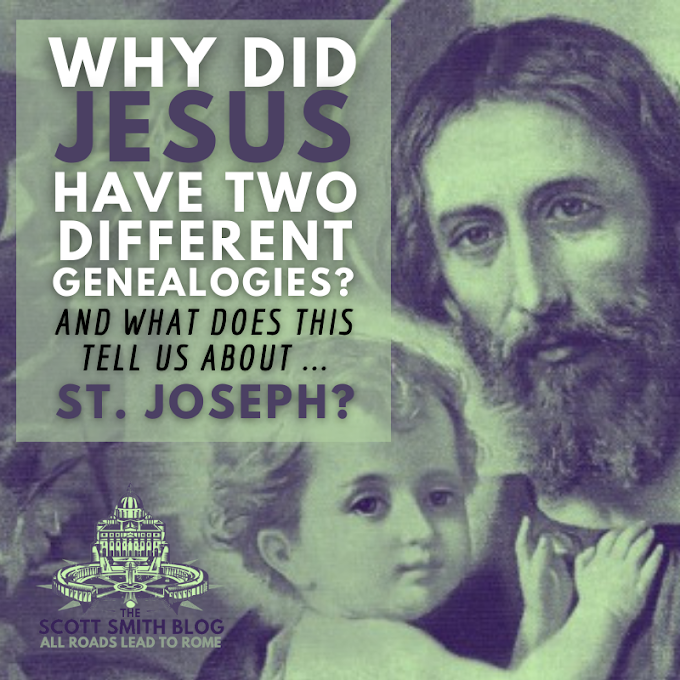 Why Are Jesus' Genealogies in Matthew and Luke Different? Was St. Joseph Adopted, too? Spiritual Insights into Adoption