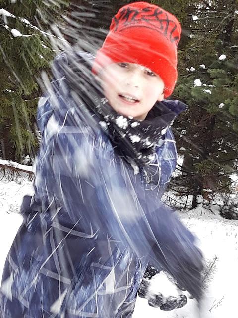 bitwa na śnieżki