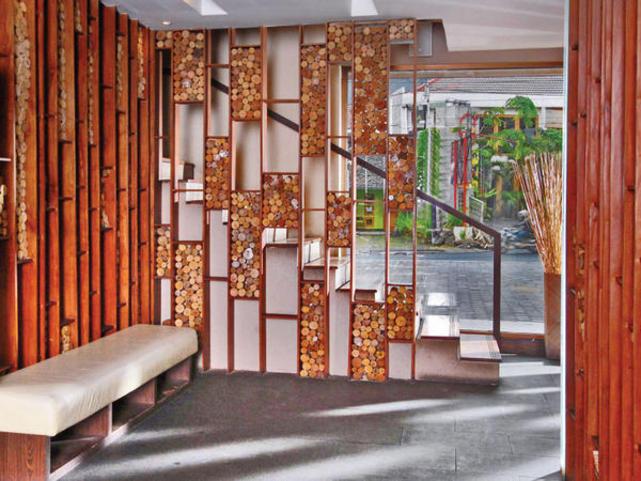 Desain Foyer Minimalis : Inspirasi desain interior foyer rumah minimalis yang bisa