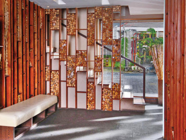 Desain Interior Foyer Rumah Minimalis