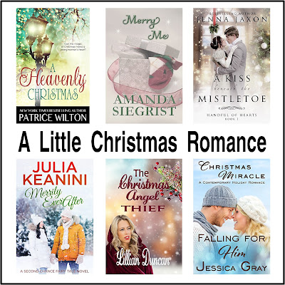 Enjoy a free Christmas romance beside the tree tonight.  With Kindle Unlimited, you can get all these books right to your kindle and give yourself a little bit of Christmas too.