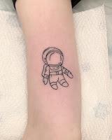 космонавт тату уфа