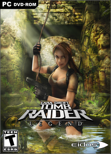 Descargar Lara Croft Tomb Raider: Legend [PC] [Full] [1-Link] [ISO] [Español] Gratis [MEGA]