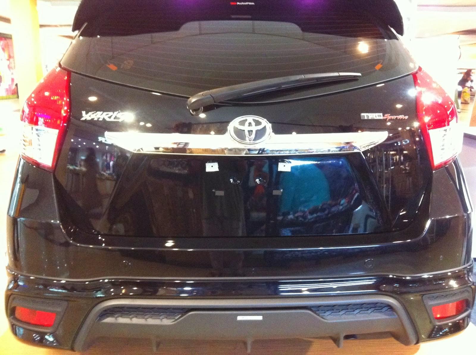 Harga Toyota New Yaris Trd 2014 Grand Veloz Bekas First Impression All Andra