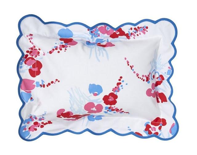 fabric pillow sham