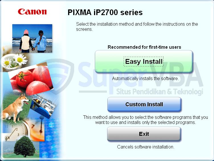 Cara Instal Driver Printer Canon Ip 2770 Tanpa Cd Glozaria