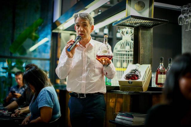 Marc Boissonnet, Ambassadeur De La Maison from Hennessy Cognac